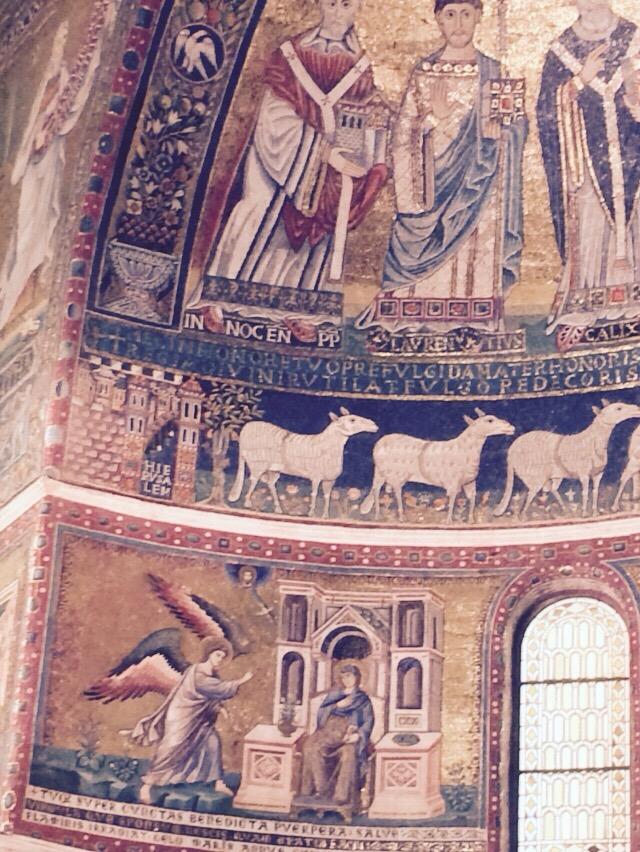 Hierusalem, a Trastevere